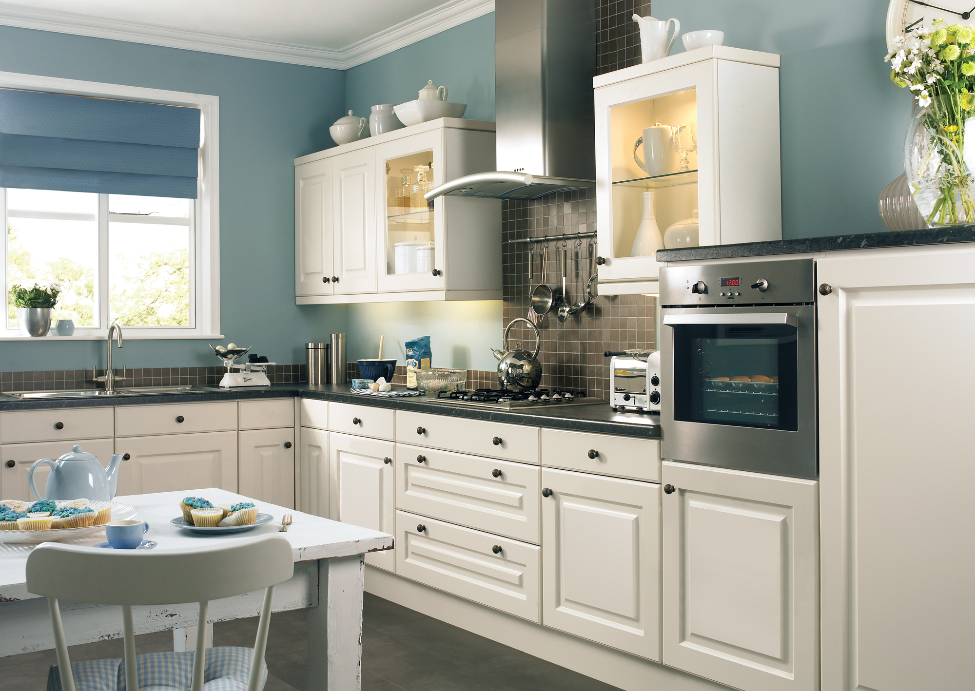 Abbey kitchens and bathrooms - Eco Abbey Oyster
