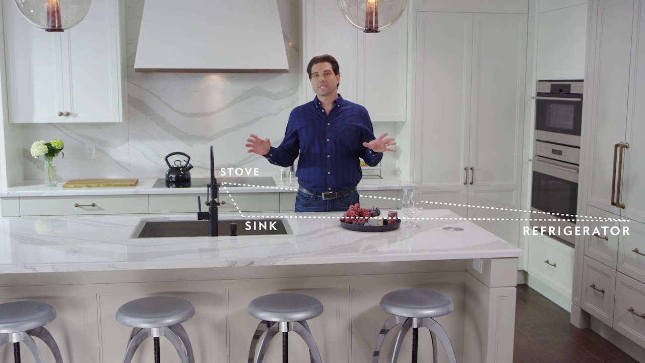 Planning Your Kitchen Layout
