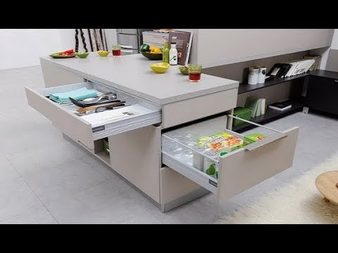 Great Space Saving Ideas – Smart kitchen #1