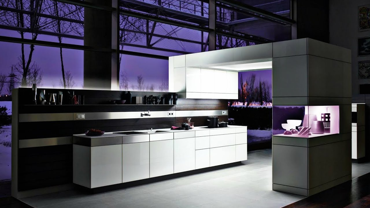 Best Kitchen Design Ideas | Incredible high-tech kitchens